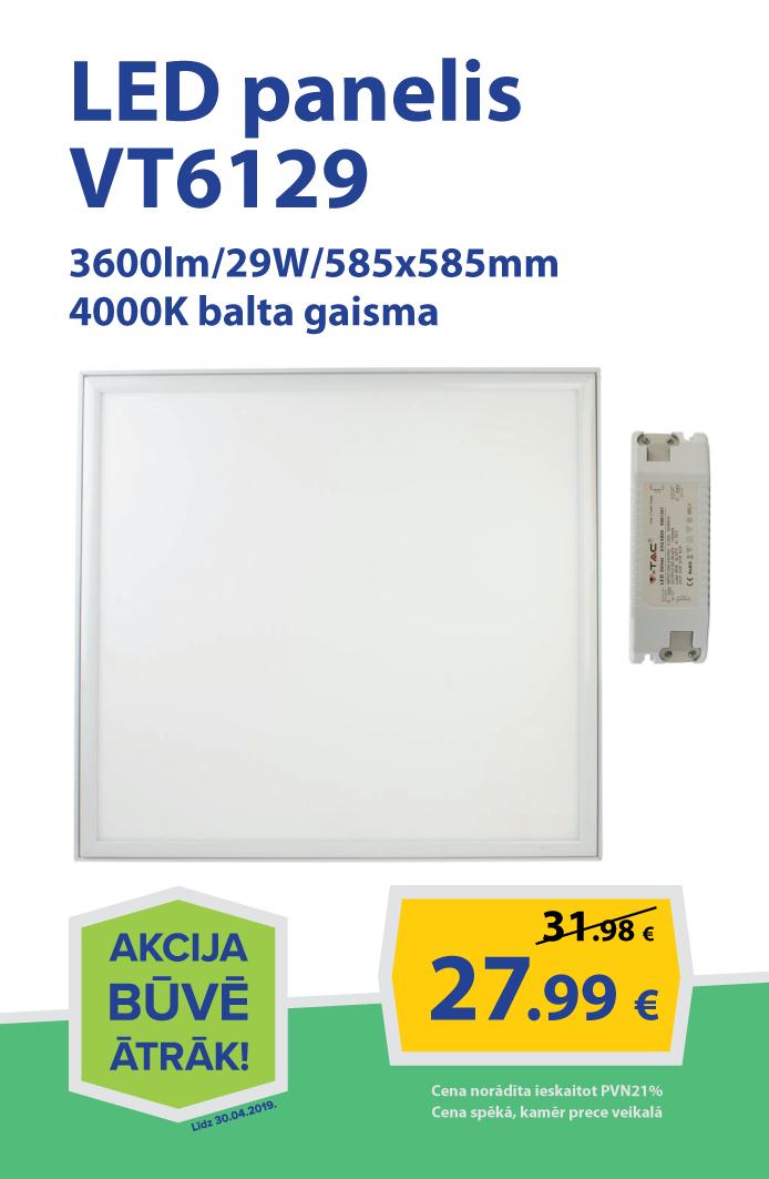 LED panelis