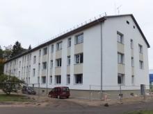 Alsviķu arodskolas ēku renovācija atbilstoši augstām energoefektivitātes prasībām un izmantojot videi draudzīgus būvniecības materiālus un izstrādājumus