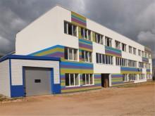 Ražošanas ēkas rekonstrukcija un ēkas energoefektivitātes paaugstināšana Cempu iela 23, Valmiera