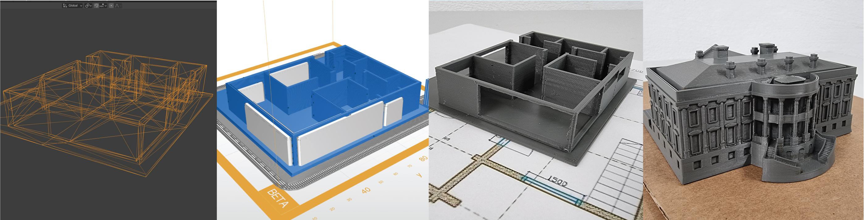 3D druka arhitektūrā