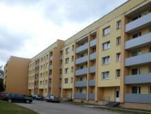 Daudzdzīvokļu dzīvojamās ēkas energoefektivitātes paaugstināšana Beātes ielā 19, Valmierā