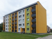Daudzdzīvokļu mājas vienkāršota renovācija Beātes ielā 25A, Valmierā