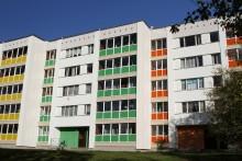 Daudzdzīvokļu dzīvojamās ēkas Kovārņu ielā 31, Cēsīs energoefektivitātes paugstināšana