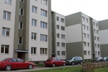 Daudzdzīvokļu dzīvojamās mājas renovācija Valmieras ielā 23, Cēsīs