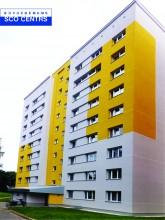 Daudzdzīvokļu dzīvojamās mājas vienkāršota renovācija Gaujas ielā 11, Valmierā