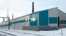Rūpniecisko notekūdeņu neitralizācijas un sērskābes atgūšanas stacijas būvdarbi Cempu iela 13, Valmiera