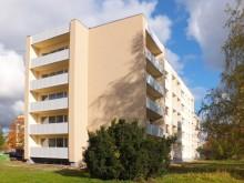 Daudzdzīvokļu dzīvojamās mājas Viestura laukumā 5, Valmieras pagastā, Burtnieku novadā energoefektivitātes uzlabošanas pasākumi